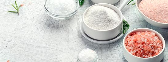 A importância do iodo no sal